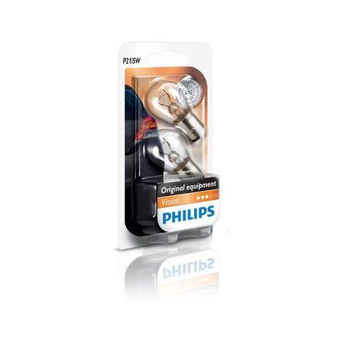 Philips vision 12499b2 - żarówka samochodowa p21/5 w