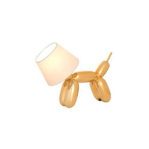 Sompex Doggy 79001 - Lakierowany Złoty