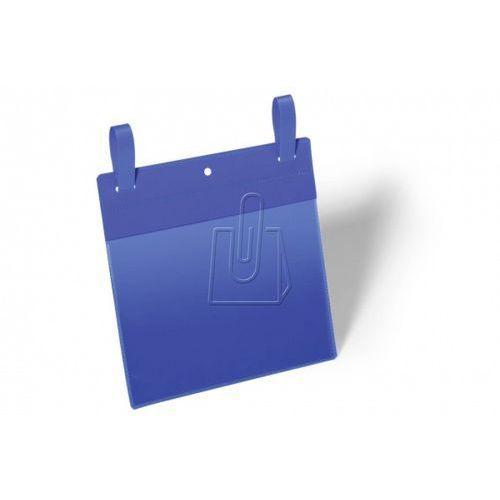 Kieszeń magazynowa z paskami montażowymi  a5 pozioma 50 sztuk 174907 od producenta Durable