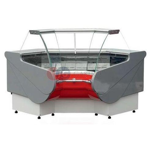 Lada chłodnicza Hawana nawiewowa narożna wewnętrzna 1500x1150x1250 h HW NW/115