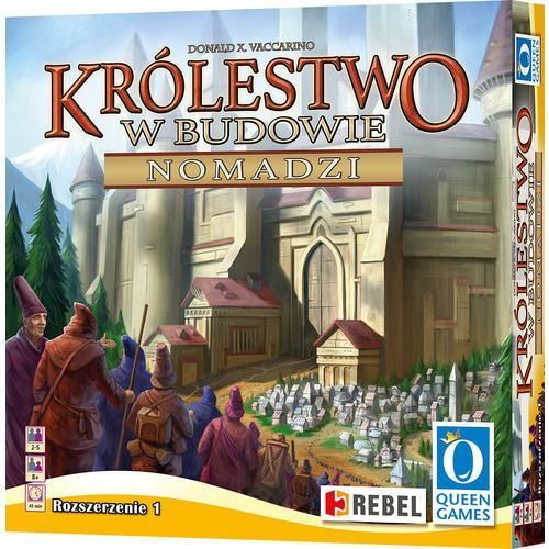 Rebel Królestwo w budowie: nomadzi -