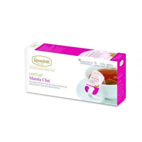 Ronnefeldt Herbata czarna masala chai w saszetkach (4006465136403)