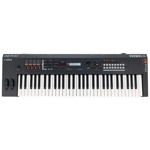 mx61ii black marki Yamaha