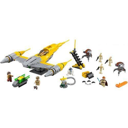 75092 GWIEZDNY MYŚLIWIEC NABOO Naboo Starfighter KLOCKI LEGO STAR WARS