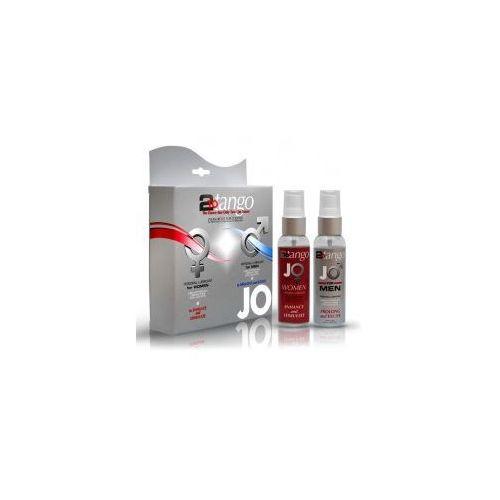 Zestaw żeli dla par - System JO 2-To-Tango Couples Kit, SY024A