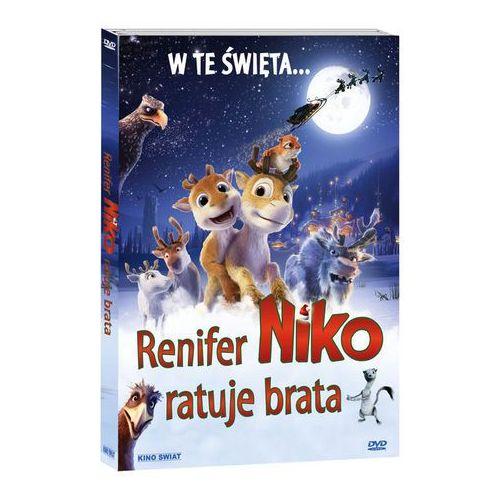 Film KINO ŚWIAT Renifer Niko ratuje brata Niko 2: Lentajaveljekset