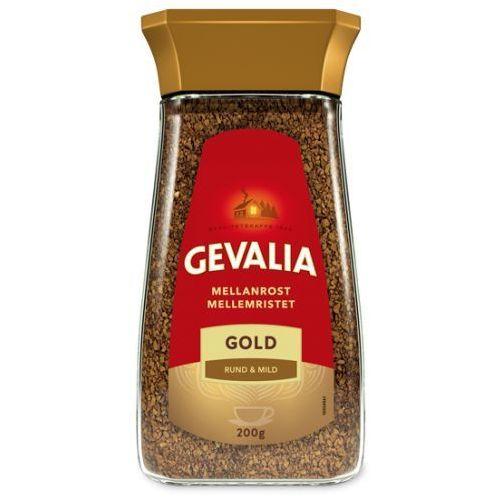 Gevalia gold - kawa rozpuszczalna - 200g - słoik marki Pozostali
