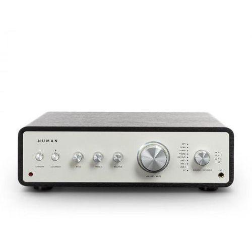 Numan drive, cyfrowy wzmacniacz stereo, 2 x 170 w/4 x 85 w rms, wejście aux/phono/koncentryczne, czarny (4060656161674)