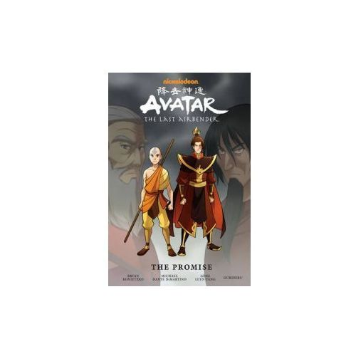 Avatar: The Last Airbender-The Promise Library Edition, Dark Horse Comics