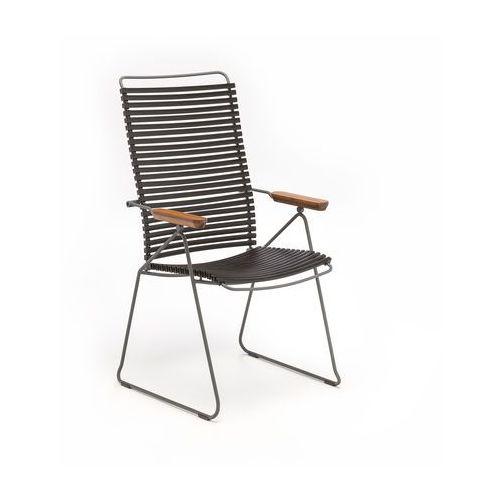 Houe krzesło click wysokie z regulowanym podparciem 10803-xx18
