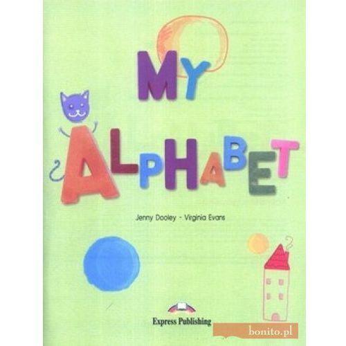 Fairyland 1 SP My Alphabet + Audio CD, oprawa miękka