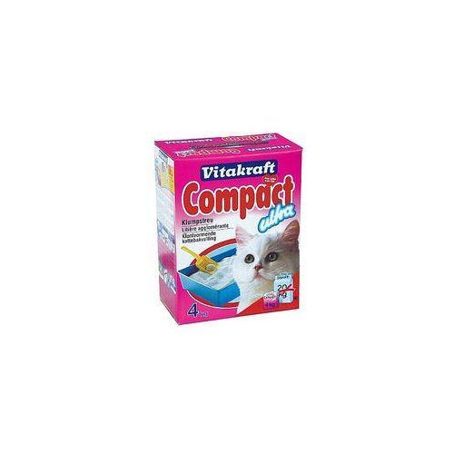 Żwirek compact ultra 4kg [14029] marki Vitakraft