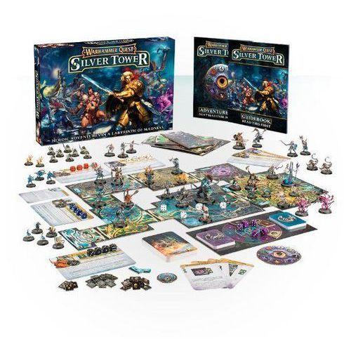 Warhammer Quest: Silver Tower GamesWorkshop 60010799002