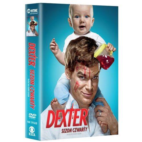 Dexter. Sezon 4 (DVD) - Marcos Siega. DARMOWA DOSTAWA DO KIOSKU RUCHU OD 24,99ZŁ (5903570151347)