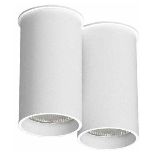 Shilo Downlight lampa sufitowa arida 7011 natynkowa oprawa reflektorowa do łazienki tuby białe (5903689970112)