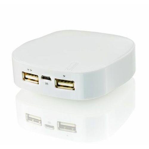 Nonstop powerbank ekko biały 5200mah - 5200mah \ biały marki Aab cooling