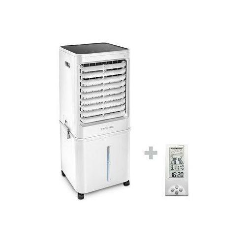 Aircooler, klimatyzer, nawilżacz powietrza PAE 61 + Stacja pogodowa BZ06 (4052138110874)