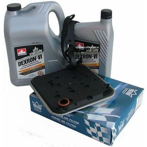 Petro-canada Filtr oraz olej dextron-vi automatycznej skrzyni biegów 4spd dodge journey
