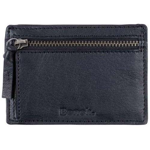portfel BENCH - Leather Card & Coin Holder Black Beauty (BK11179) rozmiar: OS