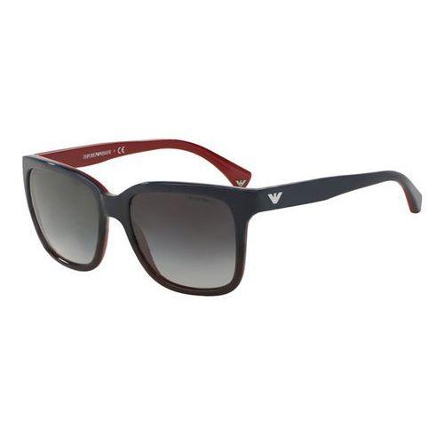 Okulary Słoneczne Emporio Armani EA4042F Asian Fit 53478G