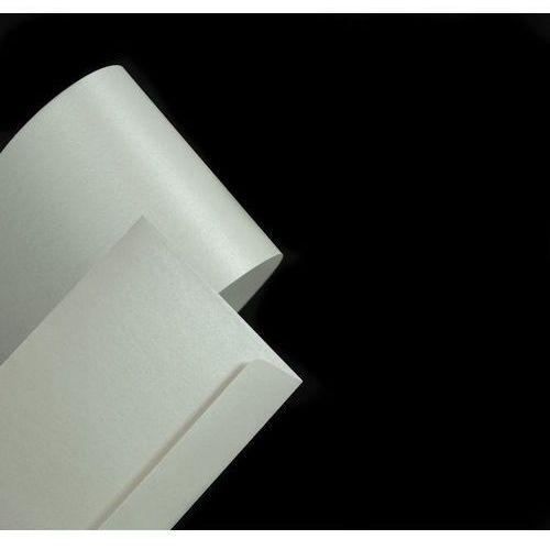 Koperta dl hk 120g majestic marble white x100 marki Dystrybucja melior