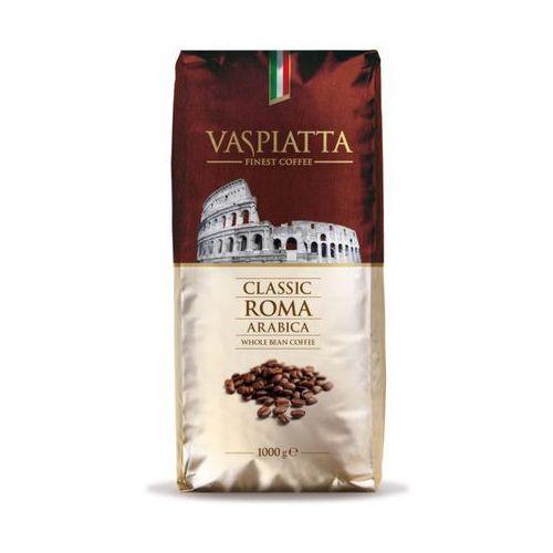 Vaspiatta Kawa ziarnista  classic roma 1000 g + odbiór w 800 punktach!