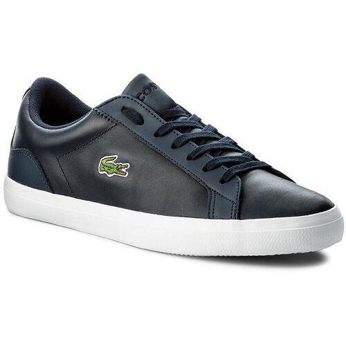 Sneakersy LACOSTE - Lerond Bl 1 Cam 7-33CAM1032003 Nvy, w 30 rozmiarach