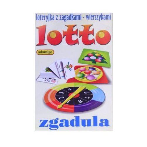 Loteryjka Lotto Zgadula - DARMOWA DOSTAWA OD 199 ZŁ!!!