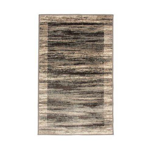 Chodnik dywanowy jasmin beżowo-szary 80 x 140 cm marki Marbex