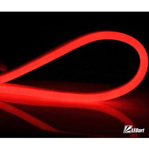 Ledart Led neon flex 1m czerwony