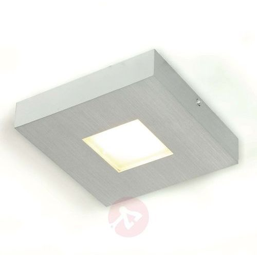 Bopp Cubus - kwadratowa lampa sufitowa led, ściemniana