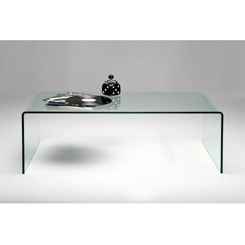 :: stolik clear club basic 120x40 - kare design:: stolik clear club basic 120x40 marki Kare design