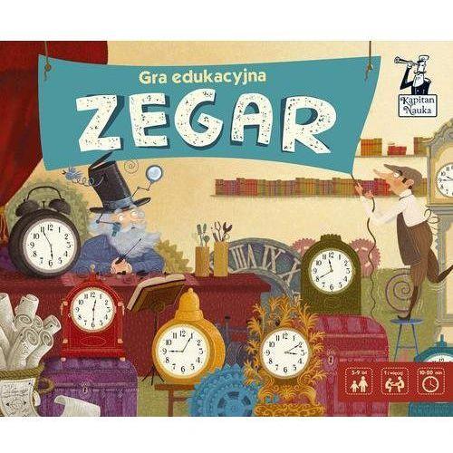 Gra edukacyjna Zegar (5907608646188)