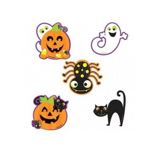 Dekoracja happy halloween - 10 szt. marki Amscan