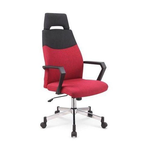 Fotel biurowy, obrotowy HALMAR OLAF BORDO