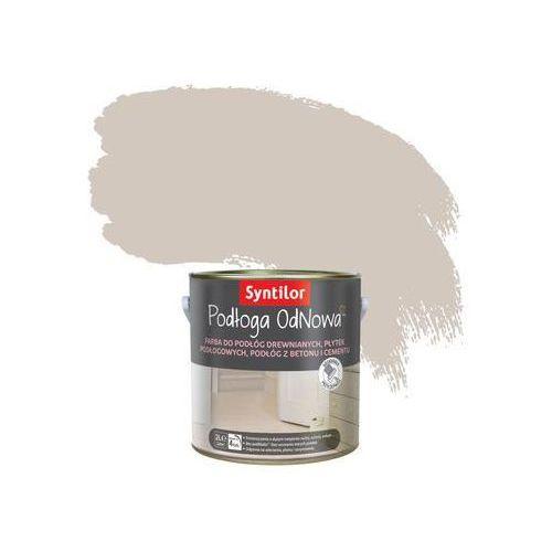 Farba do podłóg wewnętrznych podłoga odnowa piaskowy marki Syntilor