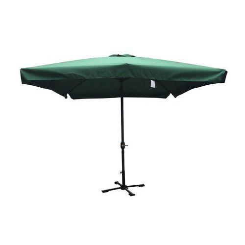 Rojaplast parasol 8020 z rączką (270x270cm) zielony (8595226701661)