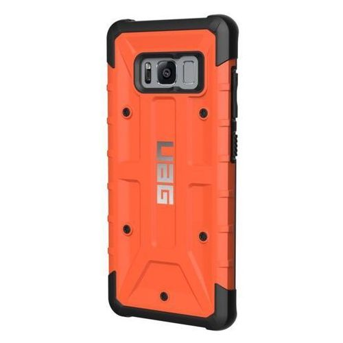 Pancerna obudowa Urban Armor Gear Samsung Galaxy S8 Orange - Orange