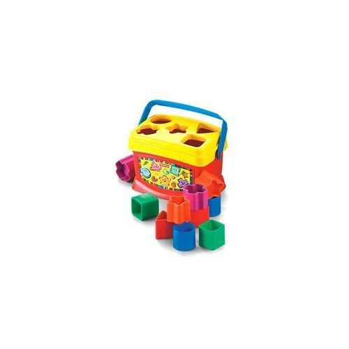 Pierwsze klocki malucha K7167 marki Fisher Price z kategorii: klocki dla dzieci