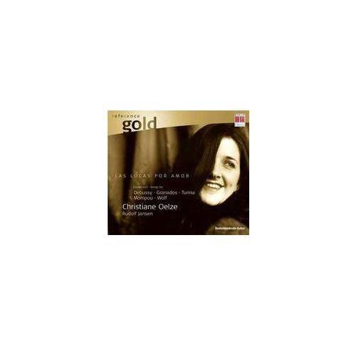 Las Locas Por Amor - Songs By Debussy, Granados, Turina, Mompou, Wolf (0782124151423)