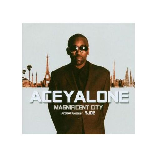 Aceyalone Accompanied By Rjd2 - Magnificent City (0850717001278)