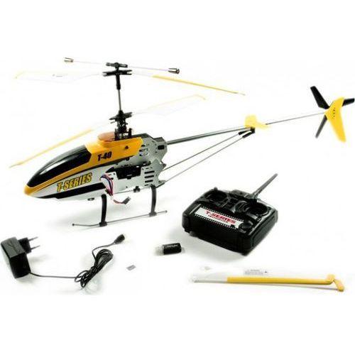 Voyageur press (mn) Helikopter t-series t640c 2,4ghz + kamera 1,3m (5901779362618)