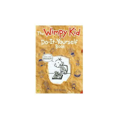 Diary of a Wimpy Kid Do-It-Yourself Book - Wysyłka od 5,99 - kupuj w sprawdzonych księgarniach !!!