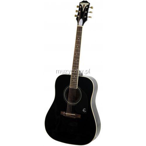 Epiphone PRO 1 Plus Acoustic EB Ebony gitara akustyczna