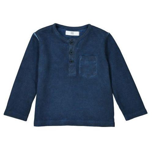 La redoute collections Koszulka z wycięciem szyi z pęknięciem i długim rękawem 1 miesiąc - 3 lat
