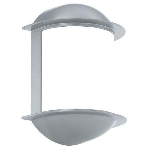Kinkiet Eglo Isoba 96354 lampa ścienna 1x6W LED biały/srebrny (9002759963545)