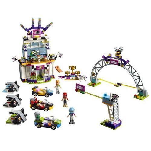 41352 DZIEŃ WIELKIEGO WYŚCIGU (The Big Race Day) KLOCKI LEGO FRIENDS