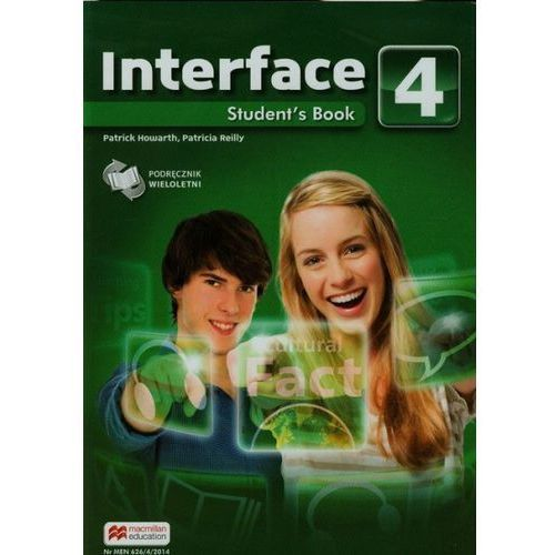 Interface 4 Student's Book (2015)