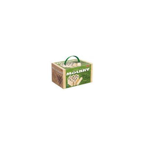 Tactic Mölkky w kartonowym pudełku (gra plenerowa)