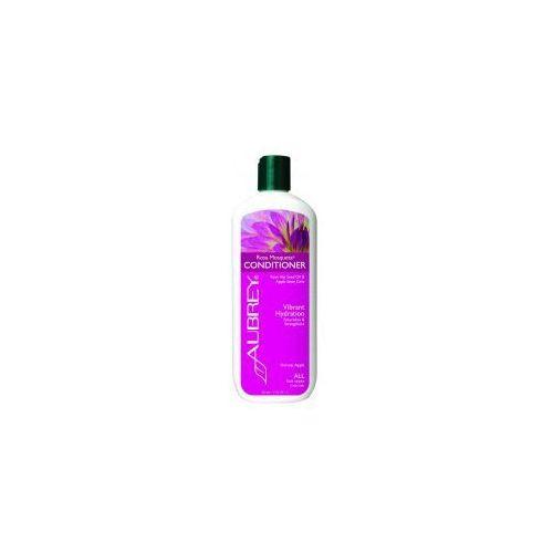 Pielęgnująca odżywka do włosów z olejkiem z dzikiej róży rosa mosqueta 325 ml od producenta Aubrey
